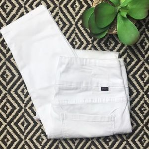 Jag Jeans White High Rise Skinny Pants NICE!